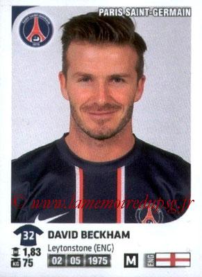 N° Sup - David BECKHAM