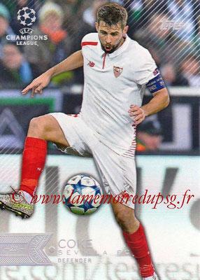 2015-16 - Topps UEFA Champions League Showcase Soccer - N° 095 - COKE (FC Valence)