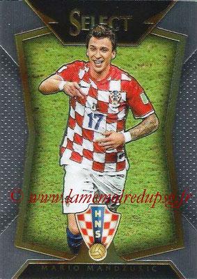 2015 - Panini Select Soccer - N° 067 - Mario MANDZURIC (Croatie)