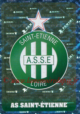 2018-19 - Panini Ligue 1 Stickers - N° 426 - Ecusson Saint-Etienne