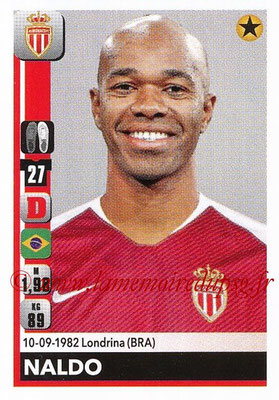 2018-19 - Panini Ligue 1 Stickers - N° T19 - NALDO (Monaco) (Transfert)