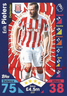 2016-17 - Topps Match Attax Premier League - N° 237