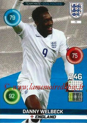 Panini England 2016 Adrenalyn XL - N° 072