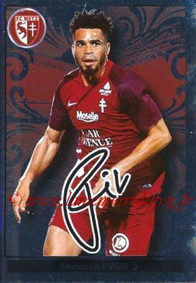 2017-18 - Panini Ligue 1 Stickers - N° 259 - Emmanuel RIVIERE (Metz) (Top Recrue)