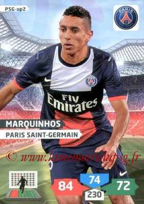 N° PSG-UP2 - MARQUINHOS (Set mercato)