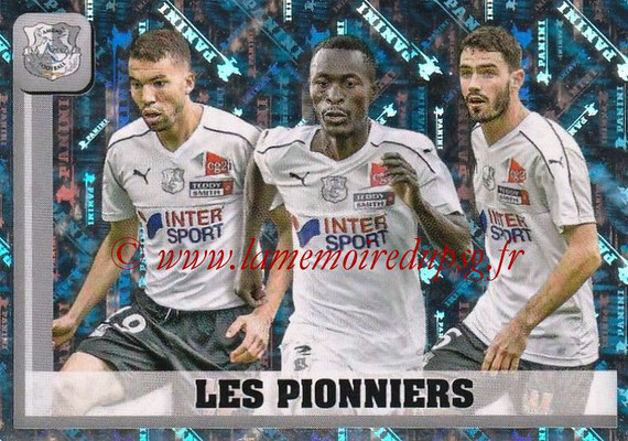 2018-19 - Panini Ligue 1 Stickers - N° 025 - Les Pionniers (Amiens)