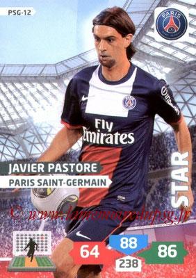 N° PSG-12 - Javier PASTORE (Star)