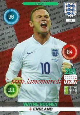 Panini England 2016 Adrenalyn XL - N° 118