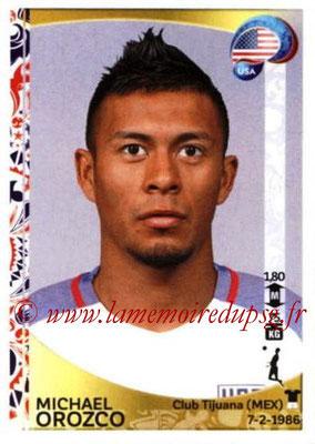 Panini Copa America Centenario USA 2016 Stickers - N° 024 - Michael OROZCO (USA)