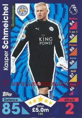 2016-17 - Topps Match Attax Premier League - N° 128