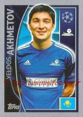 2015-16 - Topps UEFA Champions League Stickers - N° 210 - Yeldos AKHMETOV (FC Astana)