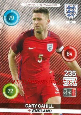 Panini England 2016 Adrenalyn XL - N° 058