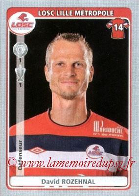 N° 187 - David ROZEHNAL (2005-07, PSG > 2011-12, Lille)