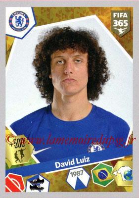 N° 137 - David LUIZ (2014-16, PSG > 2017-18, Chelsea, ANG)