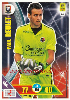 2017-18 - Panini Adrenalyn XL Ligue 1 - N° 066 - Paul REULET (Caen)