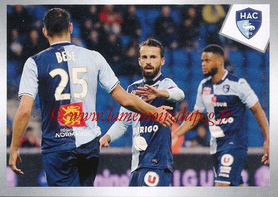 2017-18 - Panini Ligue 1 Stickers - N° 552 - Action Le Havre AC