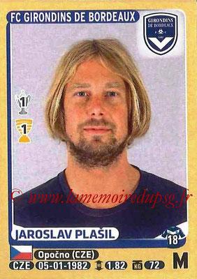 2015-16 - Panini Ligue 1 Stickers - N° 088 - Jaroslav PLASIL (FC Girondins de Bordeaux)