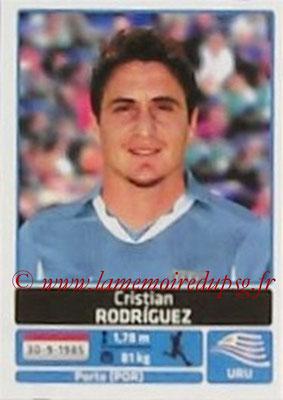 N° 221 - Cristian RODRIGUEZ (2005-Août 07, PSG > 2011, Uruguay)