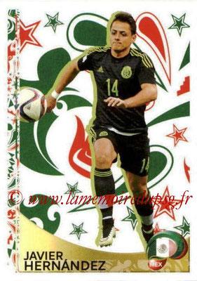 Panini Copa America Centenario USA 2016 Stickers - N° 419 - Javier HERNANDEZ (Mexique) (En action)