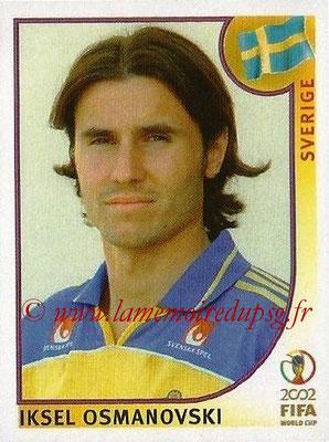 2002 - Panini FIFA World Cup Stickers - N° 453 - Iksel OSMANOUSKI (Suede)