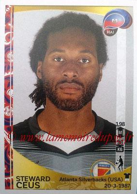 Panini Copa America Centenario USA 2016 Stickers - N° 162 - Steward CEUS (Haiti)