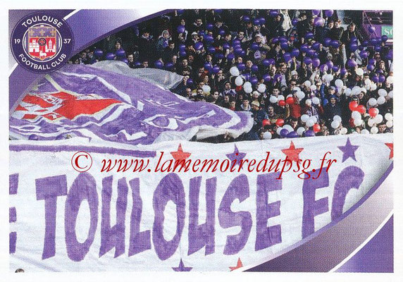 2018-19 - Panini Ligue 1 Stickers - N° 498 - Supporters Toulouse