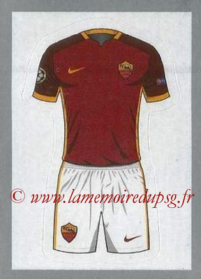 2015-16 - Topps UEFA Champions League Stickers - N° 299 - Maillot Domicile AS Roma