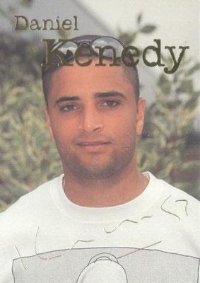 N° 015 - Daniel KENEDY (Recto)