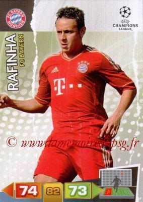 2011-12 - Panini Champions League Cards - N° 060 - RAFINHA (FC Bayern Munich)
