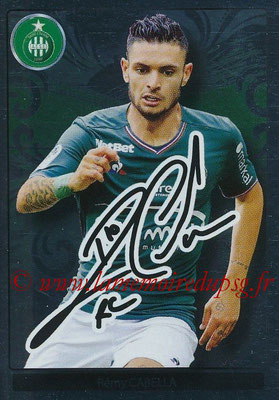 2017-18 - Panini Ligue 1 Stickers - N° 441 - Rémy CABELLA (Saint-Etienne) (Top Recrue)