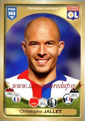 N° 136 - Christophe JALLET (2009-14, PSG > 2016-17, Olympique Lyonnais)