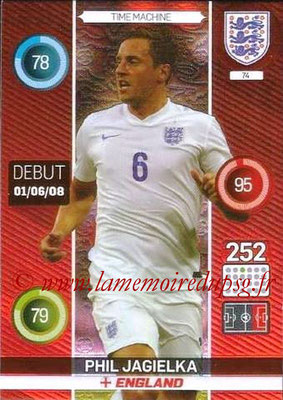 Panini England 2016 Adrenalyn XL - N° 074