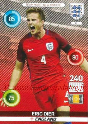 Panini England 2016 Adrenalyn XL - N° 061