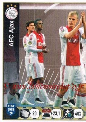 2015-16 - Panini FIFA 365 Stickers - N° 657- Equipe AFC Ajax 1