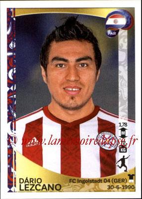 Panini Copa America Centenario USA 2016 Stickers - N° 106 - Dario LEZCANO (Paraguay)
