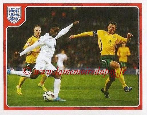 Panini England 2016 - N° 156