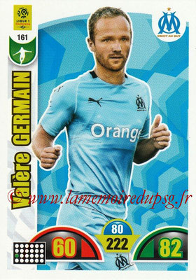 2018-19 - Panini Adrenalyn XL Ligue 1 - N° 161 - Valère GERMAIN (Marseille)