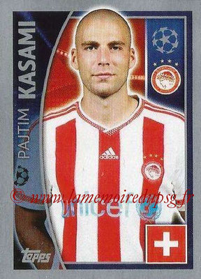 2015-16 - Topps UEFA Champions League Stickers - N° 414 - Pajtim KASAMI (Olympiacos FC)