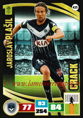 2016-17 - Panini Adrenalyn XL Ligue 1 - N° 435 - Jaroslav PLASIL (Bordeaux) (Crack)