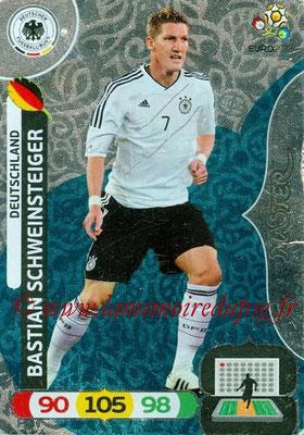 Panini Euro 2012 Cards Adrenalyn XL - N° 278 - Bastian SCHWEINSTEIGER (Allemagne) (Master)