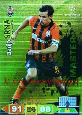 2011-12 - Panini Champions League Cards - N° 349 - Darijo SRNA (Shakhtar Donetsk) (Master)