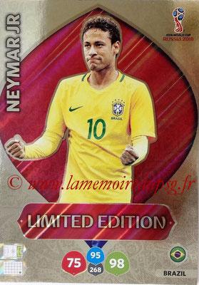 N° LE-NE - NEYMAR Jr. (2017-??, PSG > 2018, Brésil) (Limited Edition)