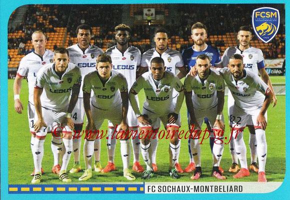 2016-17 - Panini Ligue 1 Stickers - N° 904 - Equipe Sochaux