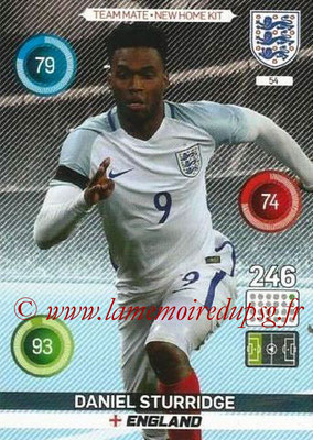 Panini England 2016 Adrenalyn XL - N° 054