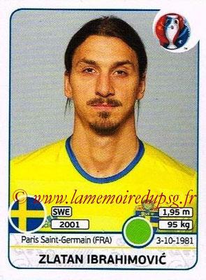N° 567 - Zlatan IBRAHIMOVIC (2012-??, PSG > 2016, Suède)