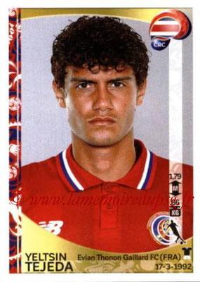 Panini Copa America Centenario USA 2016 Stickers - N° 077 - Yeltsin TEJEDA (Costa Rica)