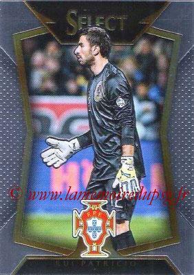 2015 - Panini Select Soccer - N° 035 - Rui PATRICIO (Portugal)