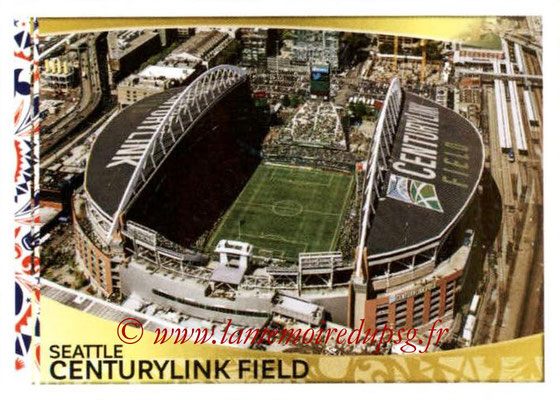Panini Copa America Centenario USA 2016 Stickers - N° 010 - Centurylink Field Seattle