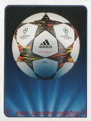2014-15 - Panini Champions League N° 003 - Ballon officiel