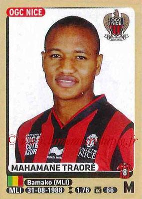 2015-16 - Panini Ligue 1 Stickers - N° 330 - Mahamane TRAORE (OGC Nice)